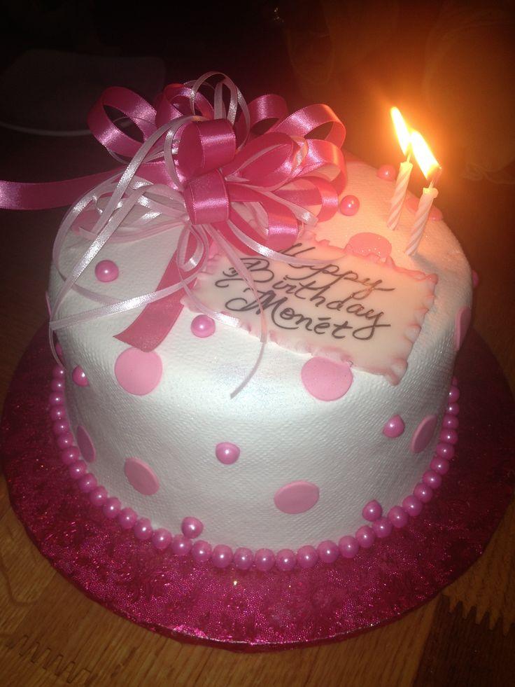 Beautiful Cake Designs For Birthdays : My beautiful birthday cake! Party Ideas Pinterest