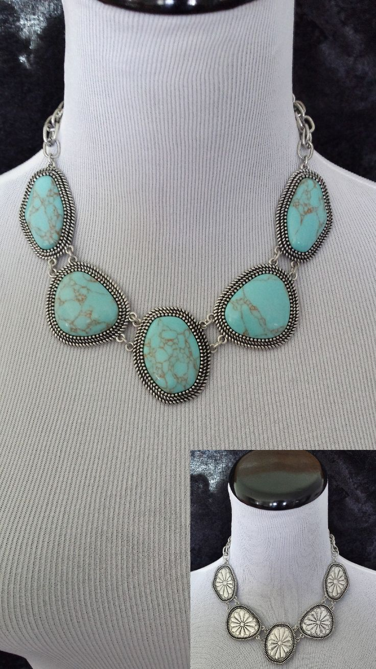 Boho Chic By Premier Designs Reversible Necklace