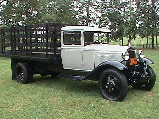 1931 Ford Aa Stake Body For Sale Berryville Virginia