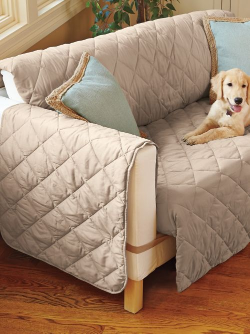 Ultimate Furniture Protector For Sofas Protect Your Couch From Pet Hair Sticky Fingers And