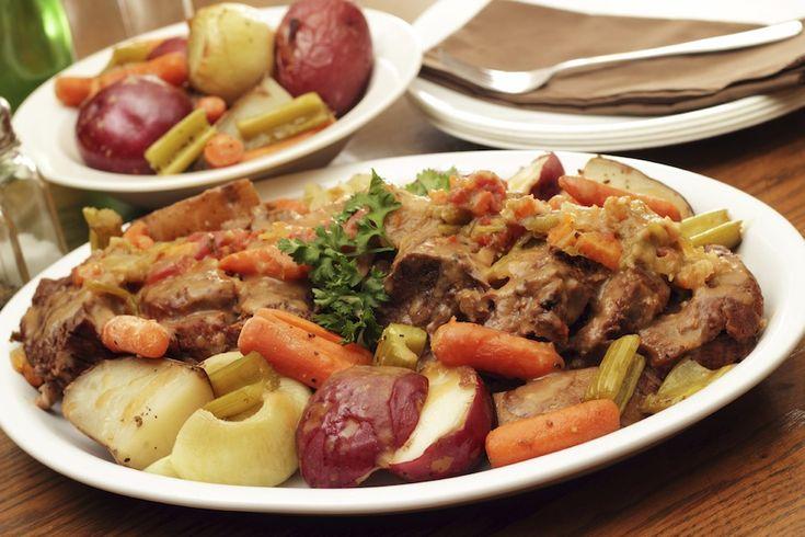 Rôti de palette à la mijoteuse #recettesduqc #mijoteuse