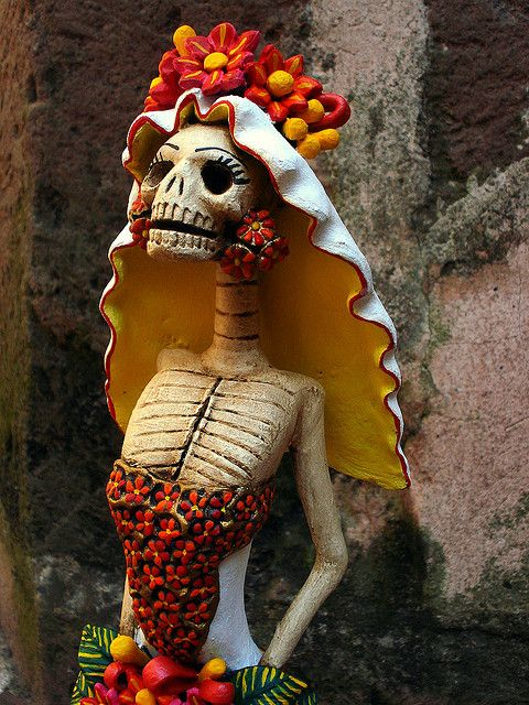 catrina novia 1 by el_catrinero, via Flickr