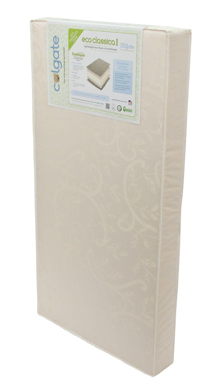 Cradletyme naturals ecoclassica i crib mattress