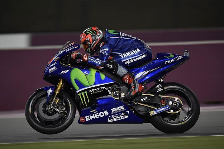 Καλημέρα νίκη είπε ο Maverick Viñales στον χθεσινό πρώτο αγώνα MotoGP της χρονιάς... D.I.D Motorcycle Chain