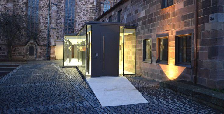 """Projekt """"Gemeindezentrum Martinskirche""""...competitionline"""