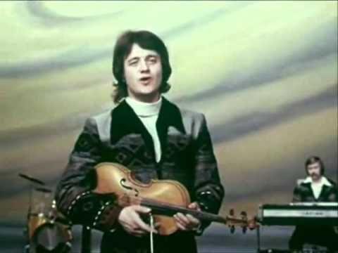 Музыка Оскар Фельцман, стихи Наум Олев, вокал Владимир Мулявин, запись 1976 года
