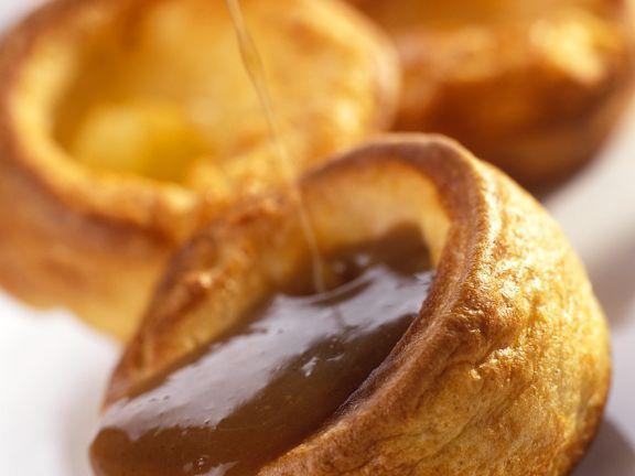 Yorkshire-Pudding ist ein Rezept mit frischen Zutaten aus der Kategorie Saucen. Probieren Sie dieses und weitere Rezepte von EAT SMARTER!