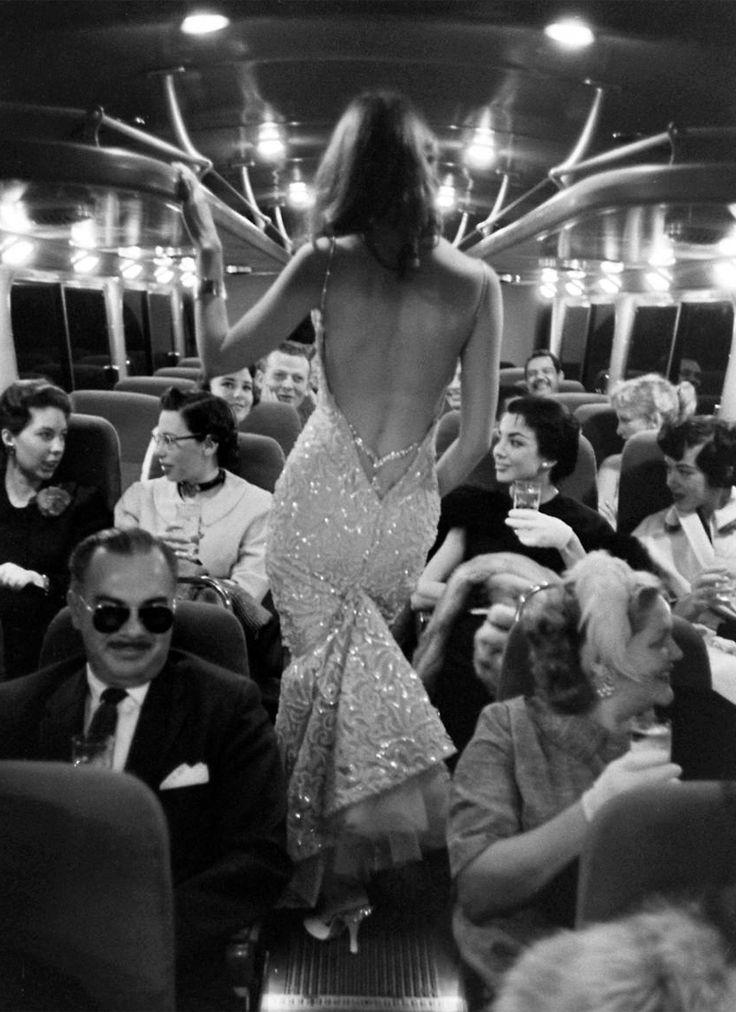 Vikki Dougan, photographed by Ralph Crane (1958)