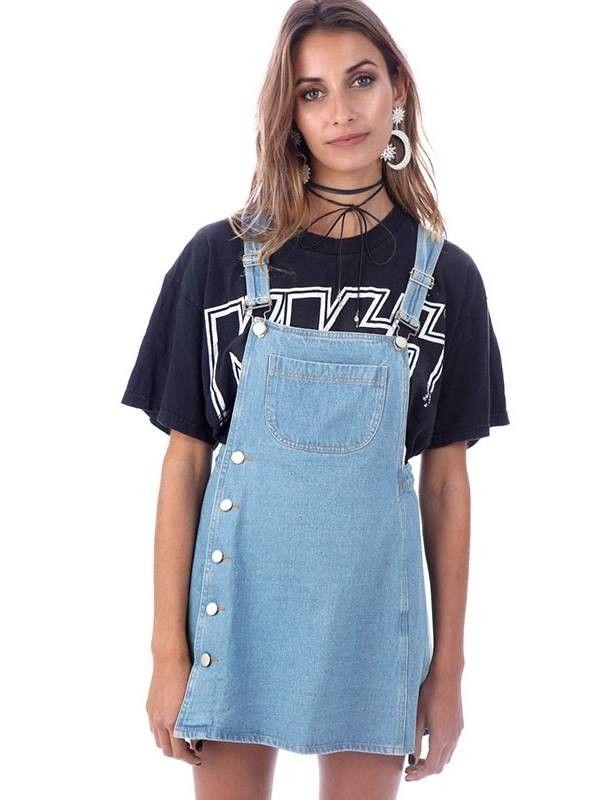 Salopete Jeans Adulto - Compre Online | DMS Boutique