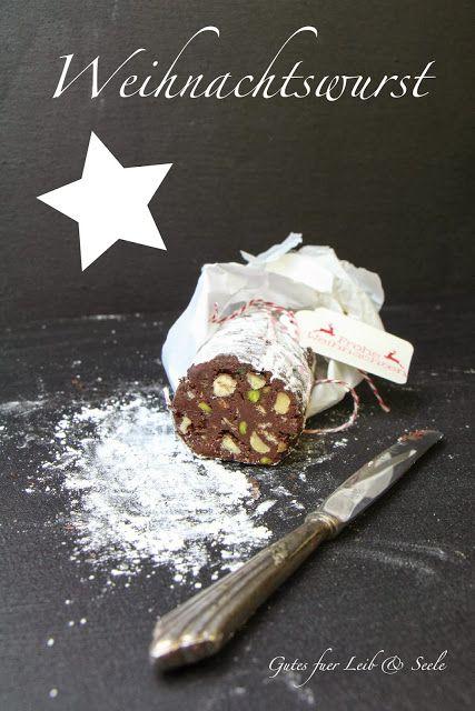 Geschenke aus der Küche: Weihnachtswurst