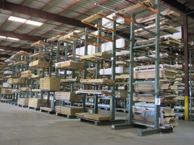 Cantilever Storage Racks, New & Used (Buy & Sell)