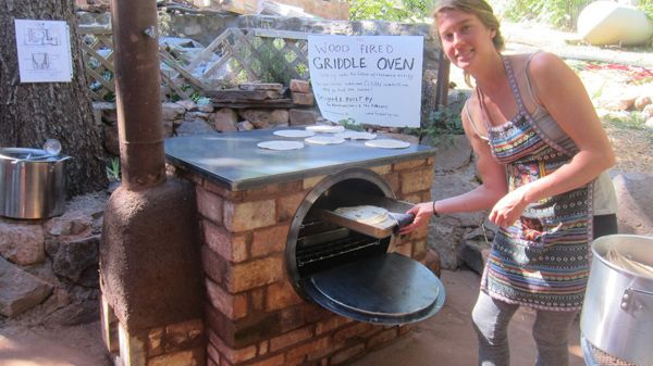 Rocket Fired Griddle Oven Free Plans Gardening