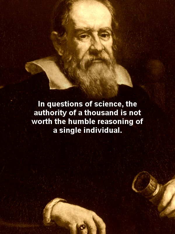 quotes by galileo | Galileo Galilei quotes - screenshot ...