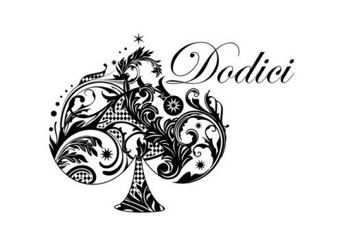 サークル「Dodici」様・「Venti」様ロゴ