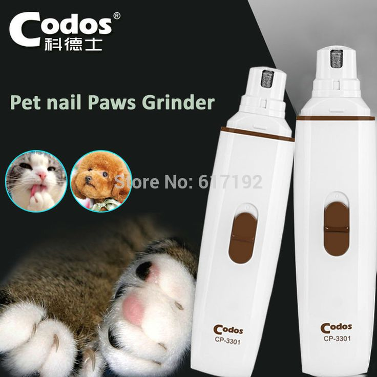 Professional Electric Nail Grooming Tool for Animal