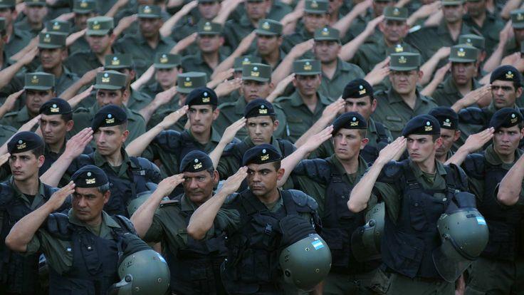 Top fotos de Gendarmeria Nacional Argentina