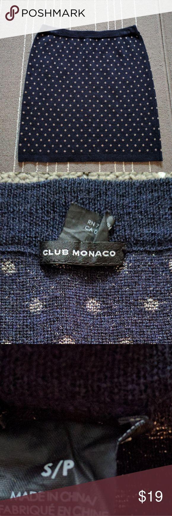 """Club Monaco skirt 17"""" Club Monaco skirt, size S Club Monaco Skirts Midi"""