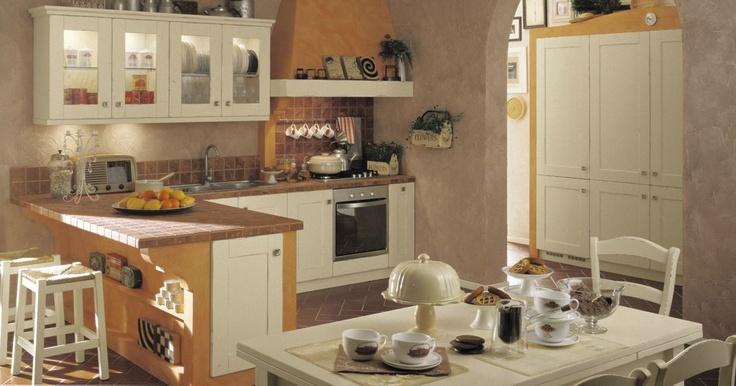 De cottage keuken: de gezellige Engelse keuken