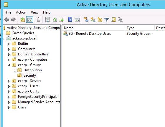 Server 2012 Enable Remote Desktop (RDP) through Group Policy (GPO) – Danny Eckes #virtual #server #remote #desktop http://georgia.nef2.com/server-2012-enable-remote-desktop-rdp-through-group-policy-gpo-danny-eckes-virtual-server-remote-desktop/  # Server 2012 Enable Remote Desktop (RDP) through Group Policy (GPO) Since my ESX lab is all virtual I don t have any monitors connected to my servers. The best way to manage these servers is by connecting remotely. I want to be able to remote onto…
