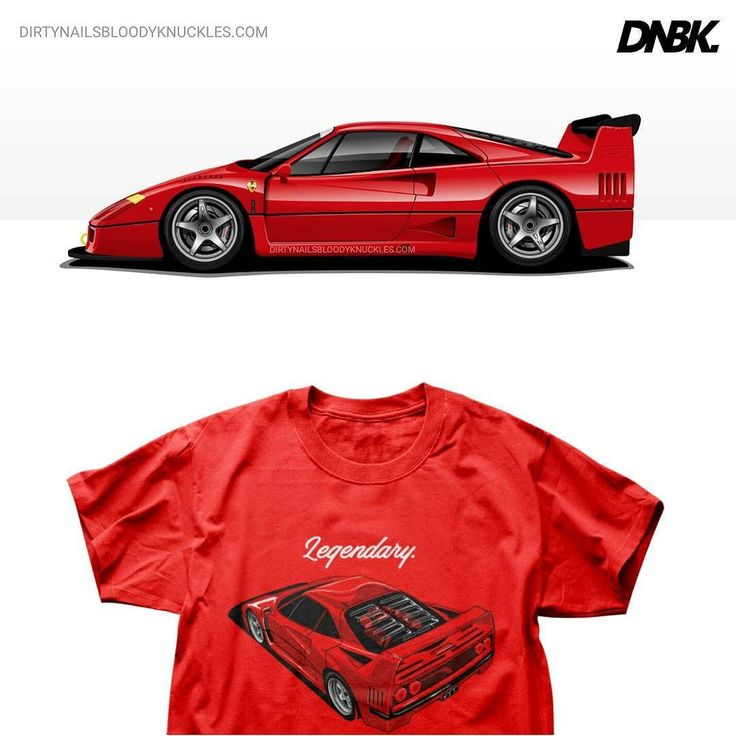 I love a nicely aged red. Artwork prints and apparel available at http://ift.tt/1BfRtZC  Link in profile  #ferrari #v8 #f40 #f40lm #lemans #racecar #becauseracecar #illustrator #illustration #carart #automotiveart #illest #fatlace #speedhunters #iamthespeedhunter #carart #needforspeed #ferrariart #ferrarination #ferrarishirt #f40shirt