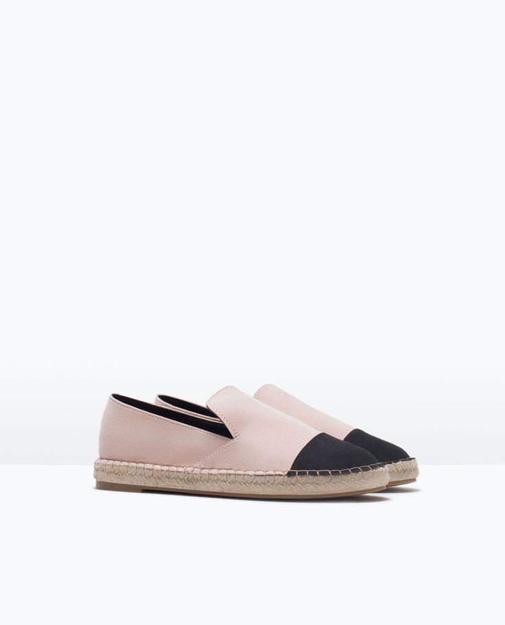 POINTED ESPADRILLES-Shoes-TRF-SHOES & BAGS | ZARA United States