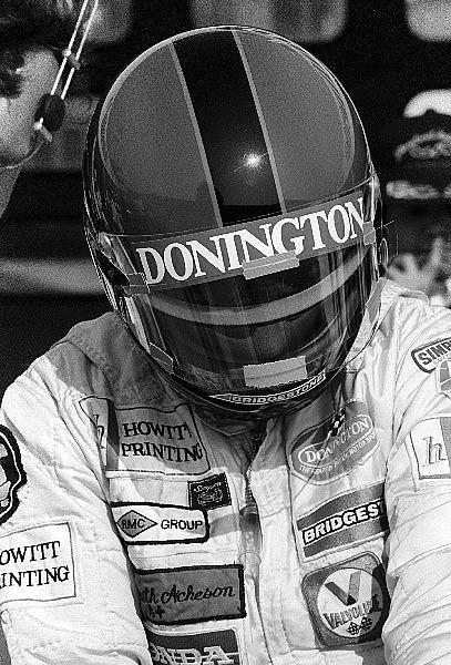 Kenny Acheson - Ralt RH6 Honda/Wakou - Ralt Racing Ltd - XVI Deutschland Trophäe 1982 - Jim Clark Gedächtnisrennen - European F2 Championship, Round 3 - © Sutton Motorsport Images