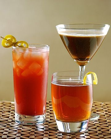 ... bloody mary mix 6 ounces lager Whiskey beer sour 1 lemon wedge 1/4 cup