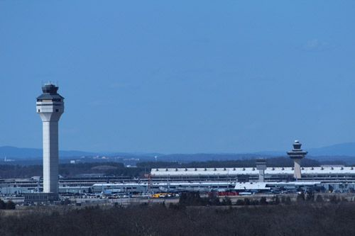 Where to Eat at Washington Dulles International Airport (IAD)