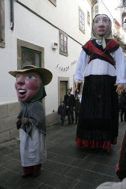 La Reconquista de Vigo....fiesta de Interés turístico gallego