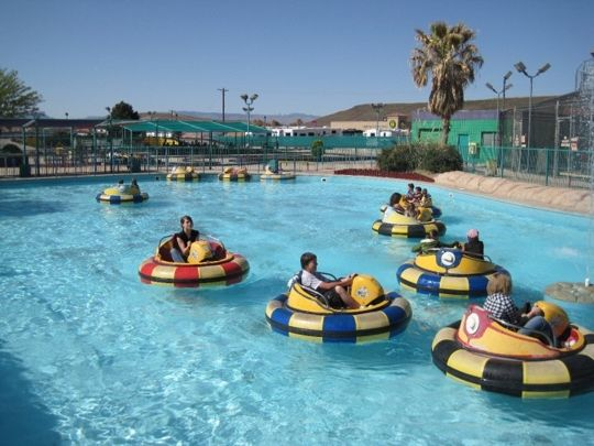 Great place to take the kids when visiting St. George, Utah. #CoralSpringsResort