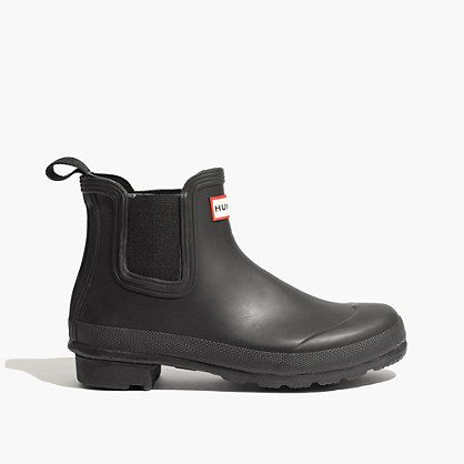 hunter chelsea boot madewell outfits beauty pinterest. Black Bedroom Furniture Sets. Home Design Ideas