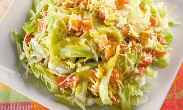 Salada Carolina.