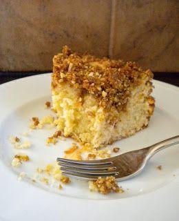 Kitchen Cactus: Almond Coffee Cake
