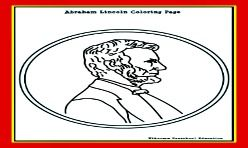 abraham lincoln coloring pages for kindergarten - 62 best images about president 39 s day activities for