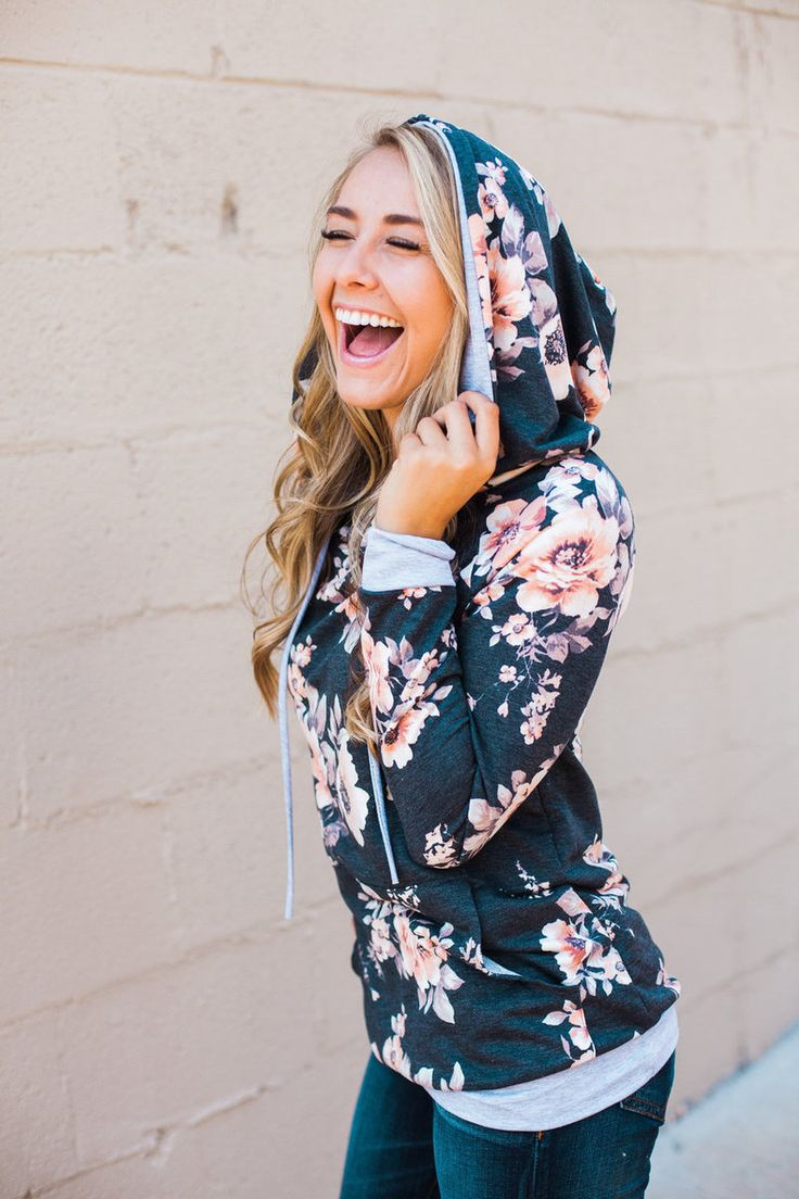 Womens hoodies in grey at Discounted Prices for Sale | LucyAve