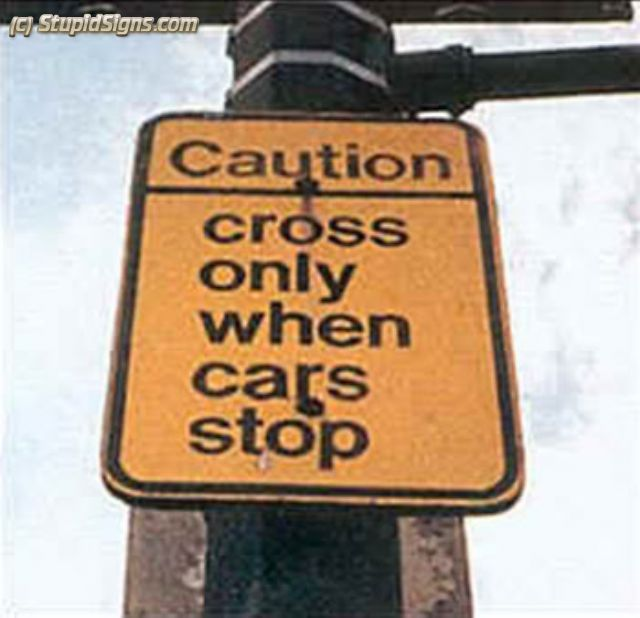 Best Funny Signs Fun Signage Images On Pinterest Funny - Car sign meaningsfunny alternative road signs car keys
