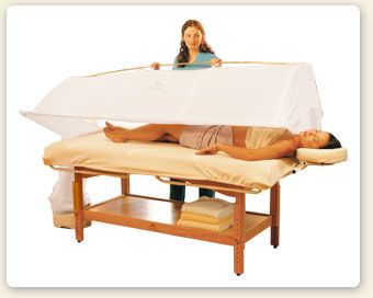 Steamy Wonder? - massage and bodywork professionals