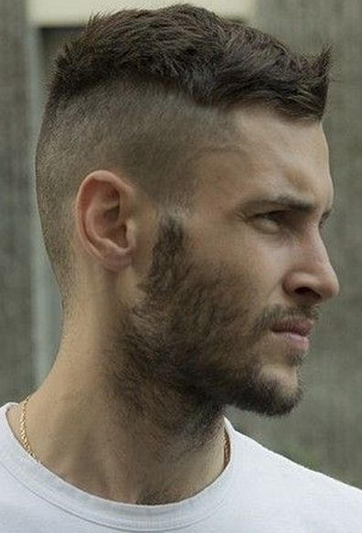 Terrific 1000 Images About Haircut Soldier On Pinterest Short Hairstyles Gunalazisus