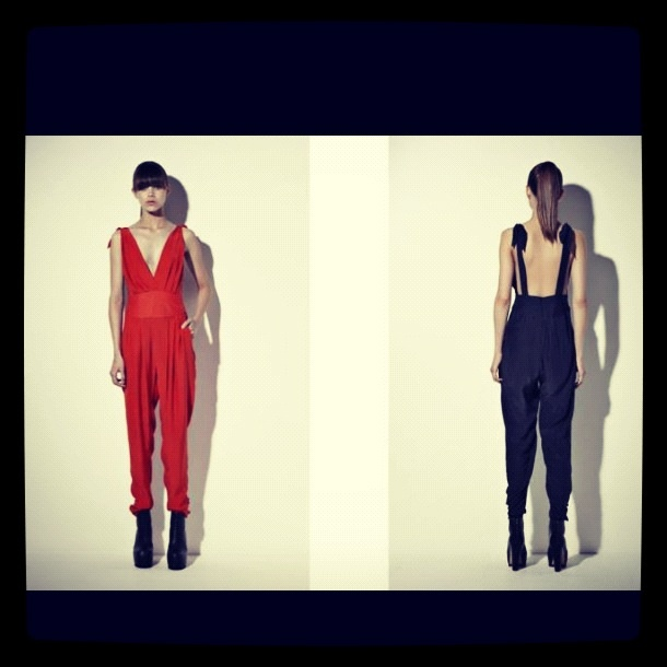 Story by Tang Jumpsuit - Perth label:)