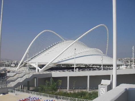 Olympic Stadium - Athens Greece