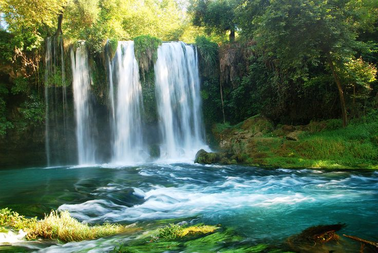 Duden Waterfalls photo