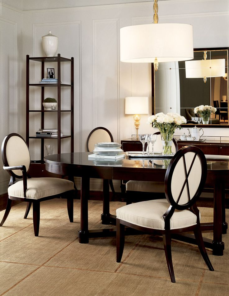 baker oval dining table divine dining pinterest oval