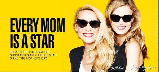 Treat her to her favorite sunglasses with @Sunglass Hut  coupon!