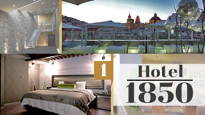 Los 10 mejores hoteles de Guanajuato capital