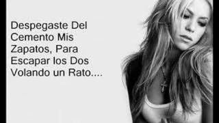 Shakira- Antologia - YouTube