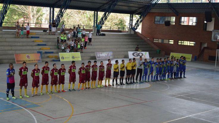 Un juego de 14 goles nos entregaron #Estudiantes y #Campaz por la séptima fecha. #FútbolRevolucionado
