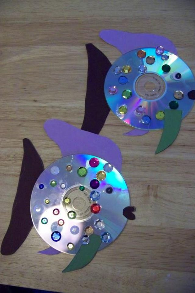 Squarehead Teachers: Rainbow Fish Activities (2)