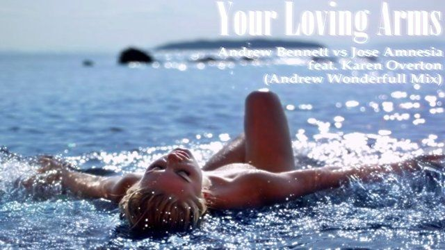 Mashup Karen Overton - Your Loving Arms from two remixes Andrew Bennett vs Jose Amnesia.  I hope you enjoy! more details on awdj.ru #AWtrance #trance #Andrewwonderfull #cover #mashup #remix #vocaltrance