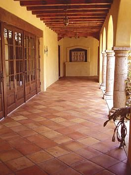 25 best ideas about mexican tile floors on pinterest for Spanish style floor tiles