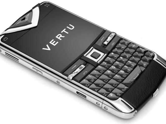 If you're willing to spend nearly £20,000 on a smart phone, then firstly, you're crazy. Secondly, luxury handset manufacturer Vertu has announced the Constellation Quest for all of £17,300.